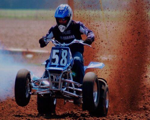 +2 Primer Finish Extended Yamaha BLASTER Swingarm Extension yfs200 Mx tt Racing
