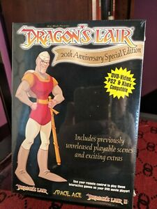 (DVD) DRAGON's LAIR Box Set (2001 Limited Anniversary Special Edition) Don Bluth