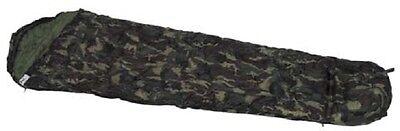 Obligatorisch Us Woodland Camouflage Mumienschlafsack Sleeping Bag Schlafsack Jahre Lang StöRungsfreien Service GewäHrleisten