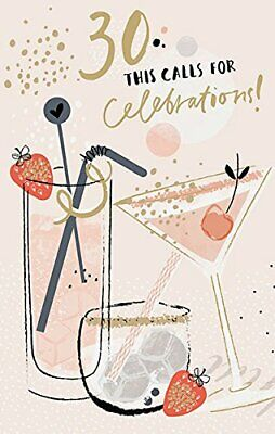 Birthday Cards For Wonderful Girlfriend Female Foiled Party Celebration