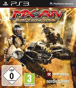 MX vs. ATV Supercross       PS3      Playstation 3      !!!!!! NEU+OVP !!!!!!