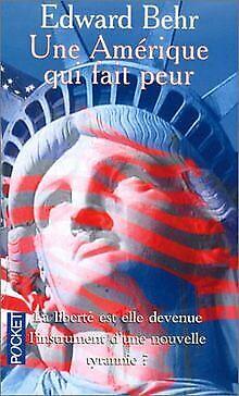 Une Amérique qui fait peur von Edward Behr | Buch | Zustand gut