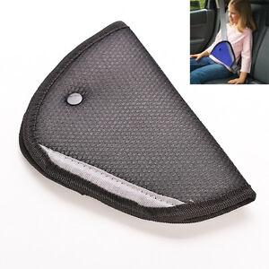 Enfants-voiture-securite-couvercle-harnais-sangle-ajusteur-ceinture-Clip