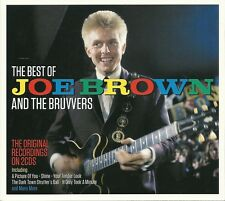 THE BEST OF JOE BROWN AND THE BRUVVERS - 2 CD BOX SET - A PICTURE OF YOU & MORE