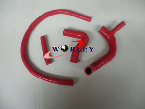 RADIATOR-HOSE-red-For-AUSTIN-ROVER-MINI-COOPER-S-1275-GT-CLUBMAN-1960-1990