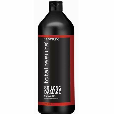 Matrix NEW TOTAL RESULTS So Long Damage Conditioner 1000ml/Litre