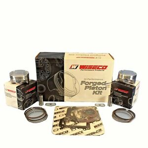 Neuf-Kawasaki-700-84mm-Haute-Comp-Wiseco-Fin-Piston-Kit-2004-2010-KFX-KVF-700
