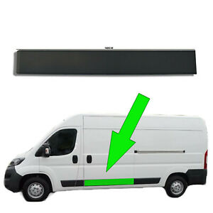 Citroen-Relay-Plastic-Protective-Side-Moulding-Strip-Door-Trim-Left-N-S-2006-On