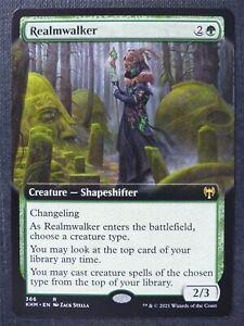 Realmwalker Extended Art - Mtg Magic Card #VA