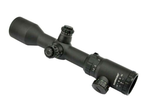 Visionking 1.5-6x42 Mil dot 30 mm Hunting tactical Rifle Scope.223 .308 Sight