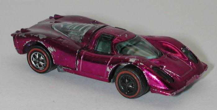 rojoline Hotwheels Hotwheels Hotwheels Magenta 1970 Porsche 917 oc13912 90a75a