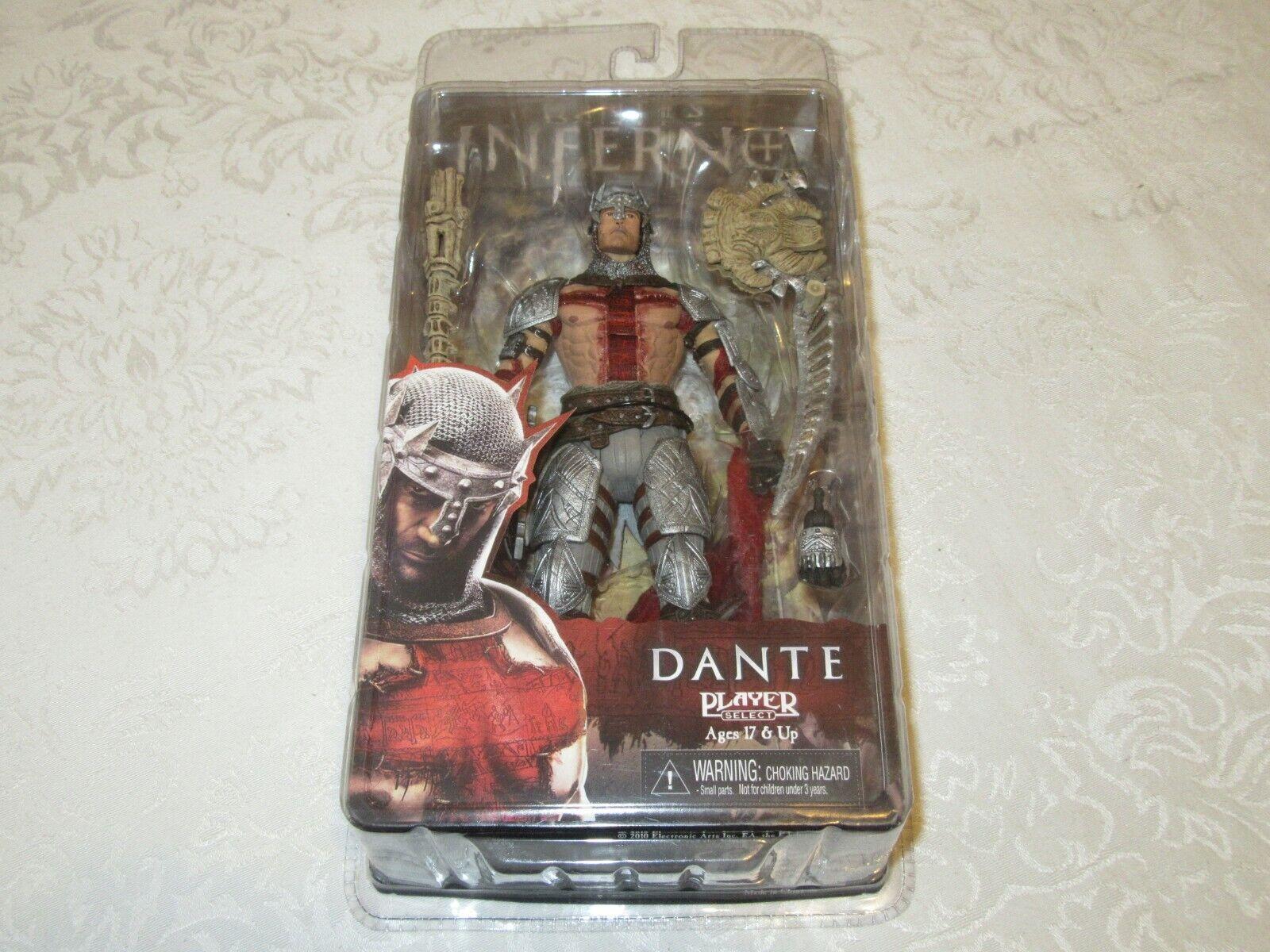 NECA Player Select Video buchstabieren EA Dante's Inferno - Dante Wirkung Figure