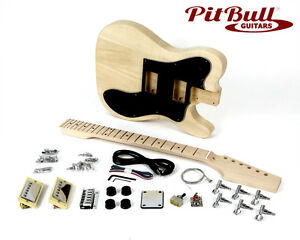 Pit-Bull-Guitars-TL-1HA-Electric-Guitar-Kit