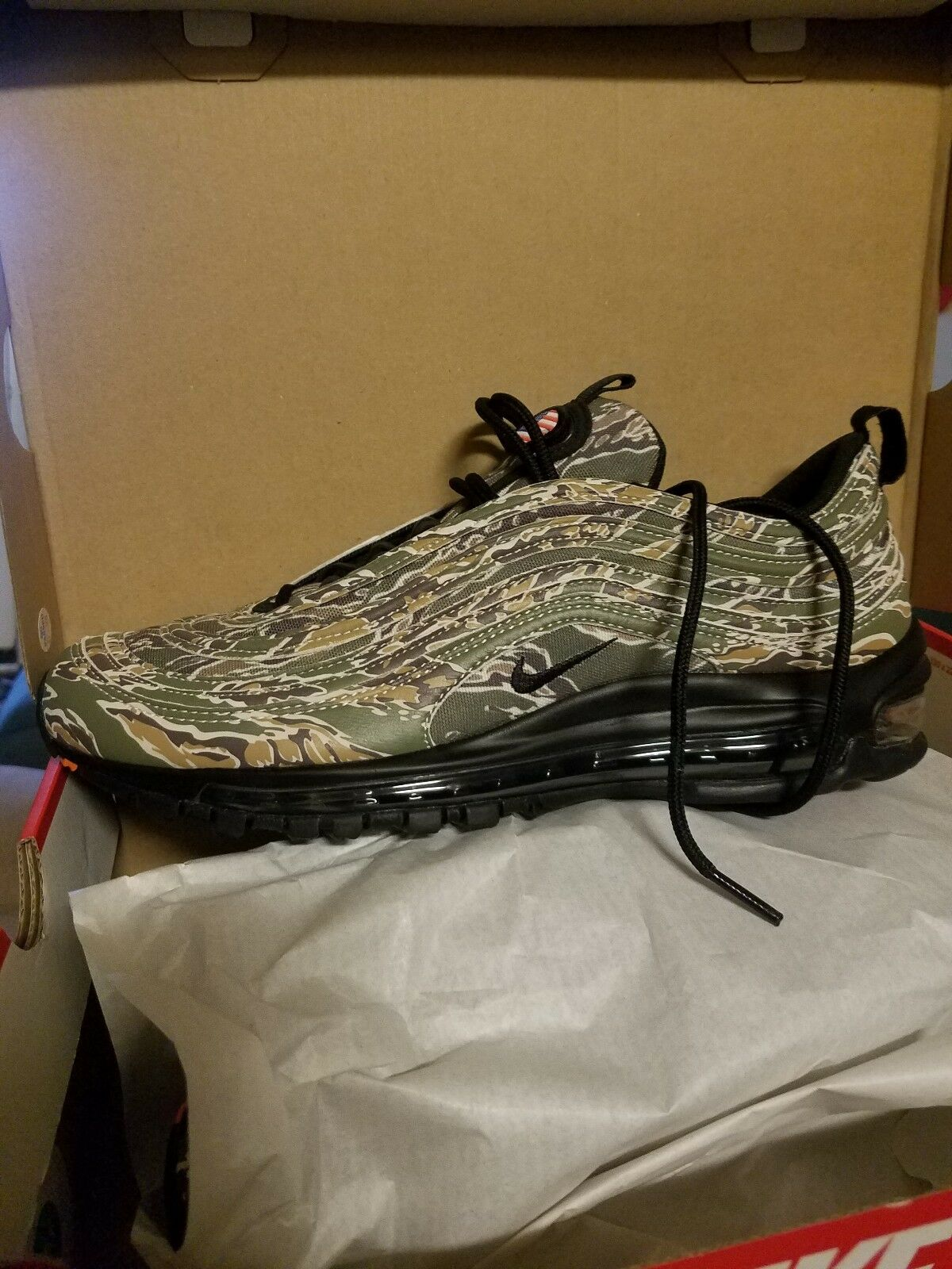 Air max 97 country camo usa size 10