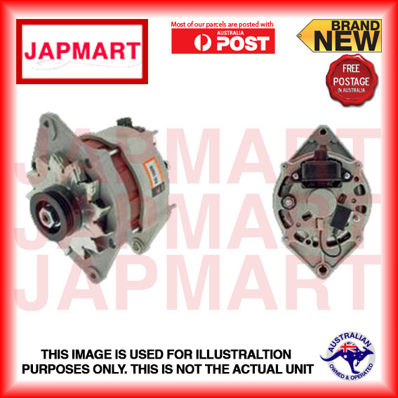 SUZUKI 2.4L J24B GRAND VITARA 4 PIN REG  14V 80A ALTERNATOR 12V Jaylec 65-6702