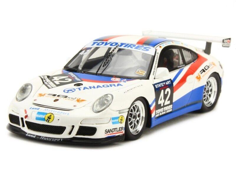¡No dudes! ¡Compra ahora! 1 43 Porsche 911 n°42 Dubai 2009 1 1 1 43 • Minichamps 437096942  barato