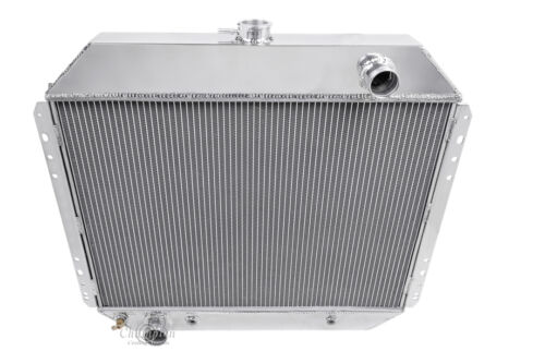 1975 1976 1977-1979 Ford F-150 Pickup Truck Aluminum 4 Row Champion Radiator