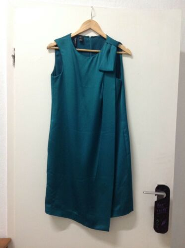 Gr Grün Mango Abendkleid Kleid Eur M L Smaragd Festlich AZwBZX