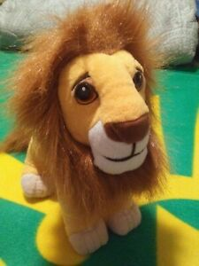 1994-Disney-the-Lion-King-adult-Simba-soft-plush-toy-Authentic-Vintage-Mattel