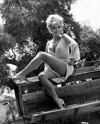 Elke Sommer Glossy 8X10 Photo Print M3229