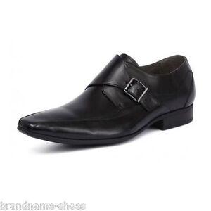 NEW-MENS-JULIUS-MARLOW-CLIP-MEN-S-BLACK-LEATHER-SLIP-ON-WORK-FORMAL-SHOES