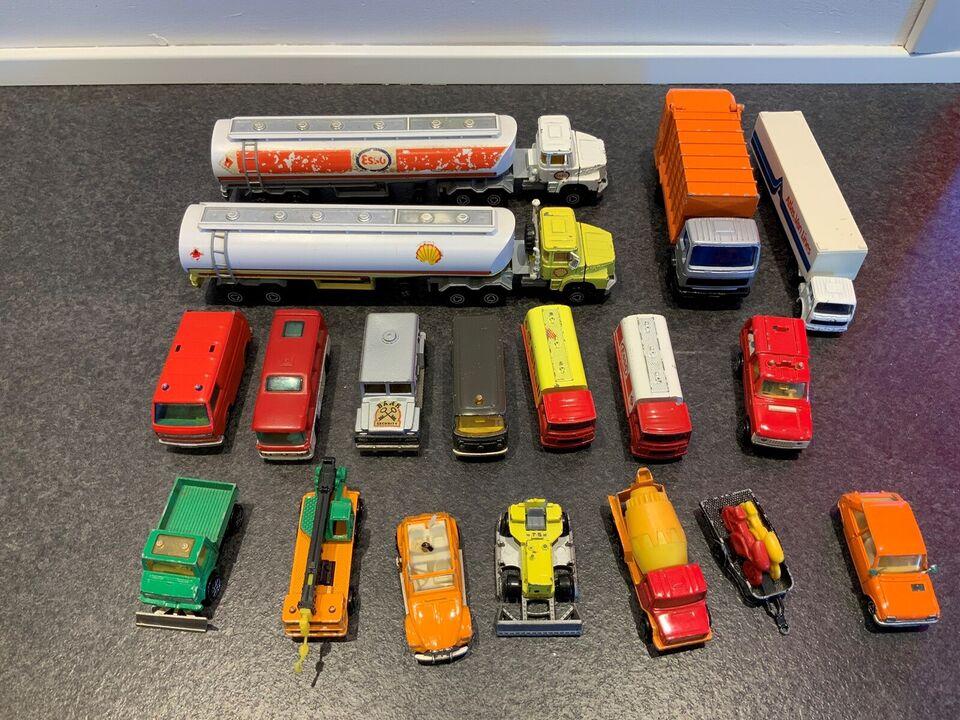 Diverse gamle biler, Diverse
