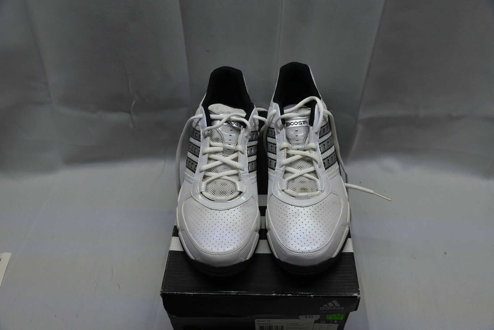 Adidas Boost TR - G07845 Training shoes - Size 10 - BK - K