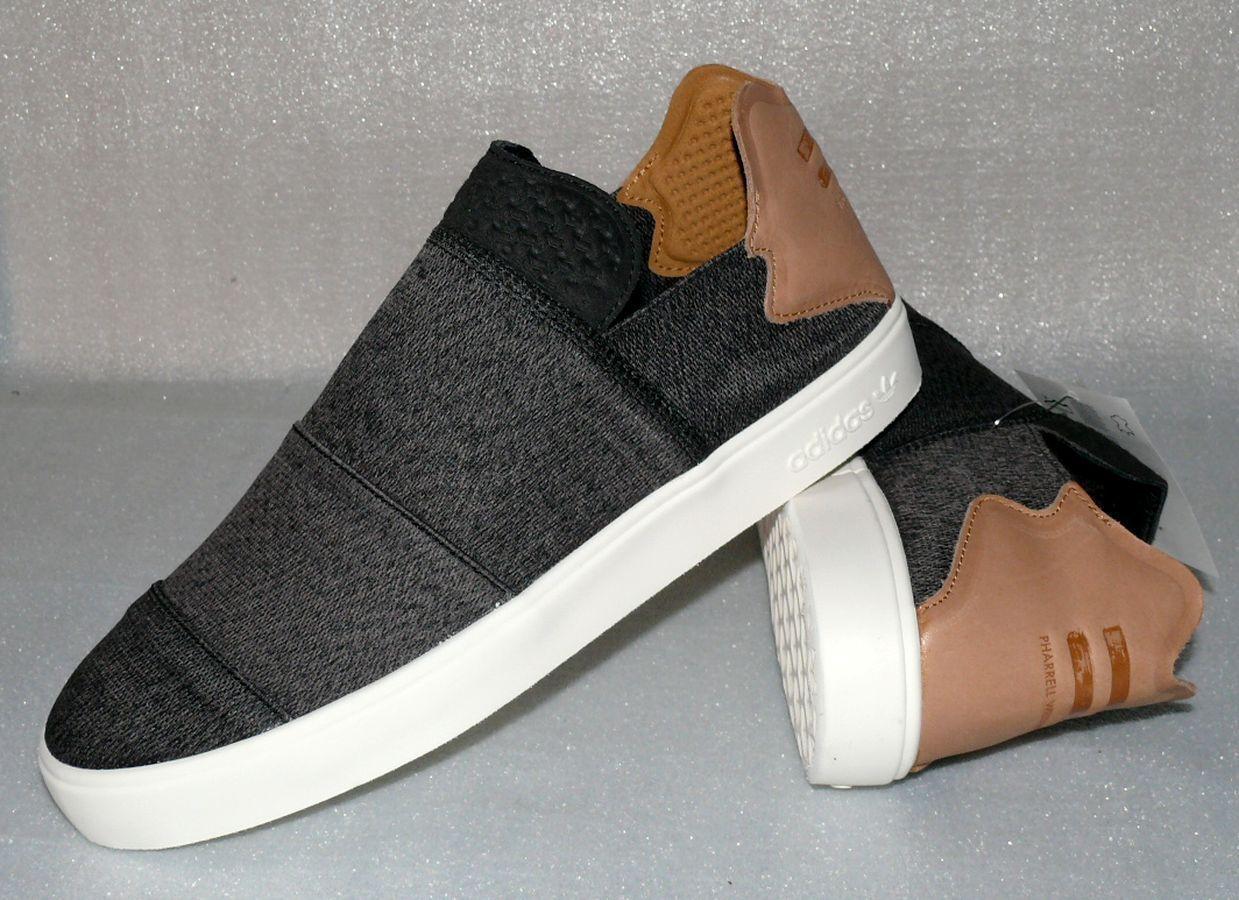 Adidas AQ5781 Vulc Slip Schuhe ON PW Herren Schuhe Slip Sport Sneaker EU 43 1/3 Granit Weiß bffdb7