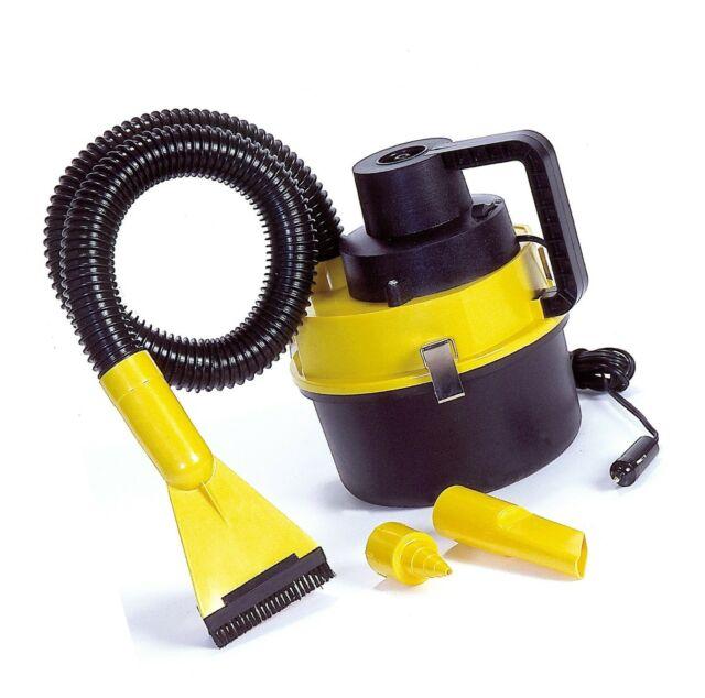 Red//Black Koolatron 401022 12V Hand Auto Vacuum Cleaner