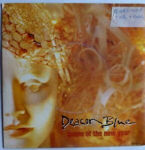 DEACON-BLUE-QUEEN-OF-THE-NEW-YEAR-1989-7-034-VINYL-SINGLE-DEAC-11