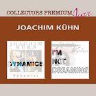 I'm Not Dreaming & Dynamics [Digipak] by Joachim Kühn (CD, Dec-2014, 2 Discs, MIG (Made In Germany))