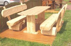 Terassenmöbelholzmöbelrustikale Gartenmöbelsitzmöbelgartenmöbel
