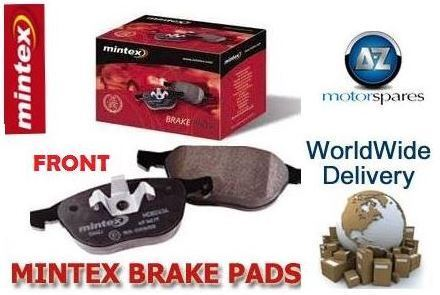 FOR BMW MINI R56 R58 COOPER S 1.6 2005--/> FRONT BRAKE DISC PADS