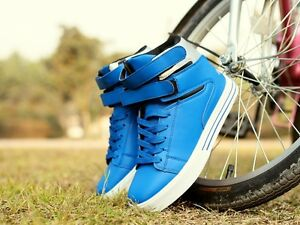 Mens-Sport-fashion-high-shoes-top-quality-Korean-Style-Sneakers-Boot-US8-5-10-5