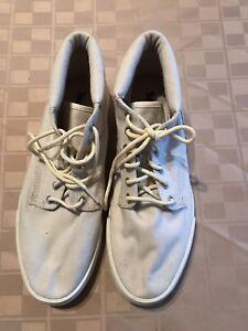 NIB Timberland Newport Bay Canvas Chukka Men Sneakers