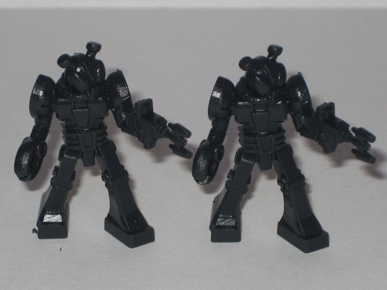 Diaclone Reboot Dia-Battles WARUDER KABUTRON Army Army Army 3d Printed Insecticons b06f60