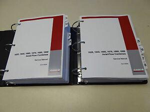 case 1600 1620 1640 1660 1666 1670 1680 1688 axial flow combine rh ebay com case ih 1660 combine operators manual case ih 1660 combine operators manual