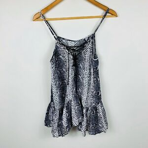 Stylestalker-Womens-Cami-Top-Size-XS-Gorgeous-Design-Good-Condition