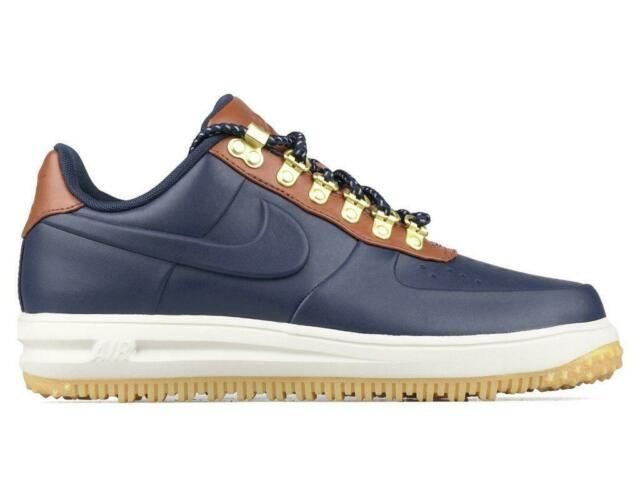 newest collection d8970 8780a Mens Nike LF1 Duckboot Low Obsidian Trainers AA1125 400