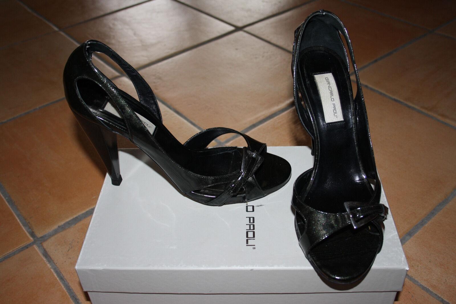 Scarpe Giancarlo Paoli sandali cerimonia cerimonia sandali tacco