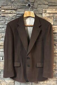 fee65e62522b Macy's Men's Store ALFANI UOMO Cashmere Chocolate Brown ...