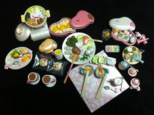 Special Pink Targa Mini Japan Food Gourmet Gashapon Peanuts Snoopy Set of 6