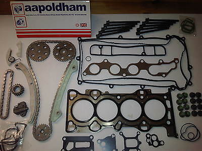 FORD MONDEO MK3 1.8 2.0 16v PETROL DURATEC BRAND NEW TIMING CHAIN KIT 2000-2007