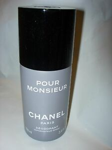 f3722e02b44 Image is loading MENS-NEW-CHANEL-POUR-MONSIEUR-SCENTED-Deodorant-SPRAY-