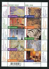 Nederland velletje V 1974 - 1983 postfris