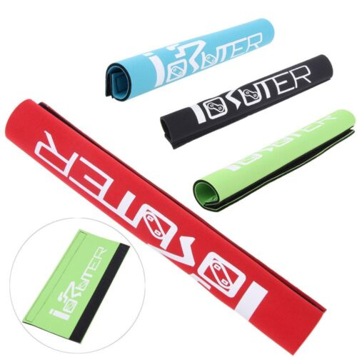 Bicycle Frame Chain Protector Mountain Bike Stay Front Fork Protection Guard Hot