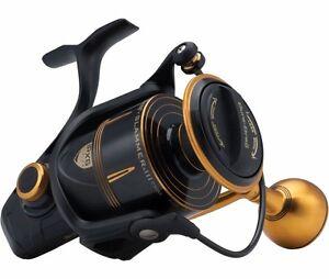 Penn-SLAMMER-III-3-SLA-III-3500-Spin-Fishing-Reel-Warranty-Free-300m-Braid