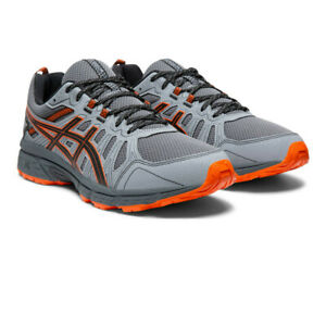 Asics-Mens-Gel-Venture-7-Trail-Running-Shoes-Trainers-Sneakers-Grey-Sports