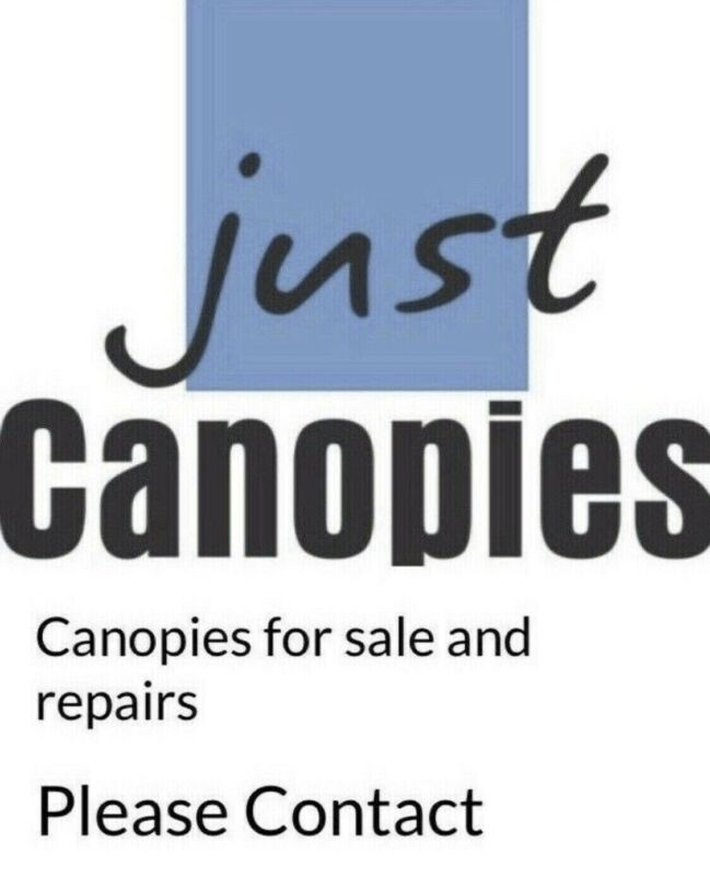 Canopy repairs and spares