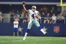 Dak Prescott unsigned Dallas Cowboys 8x10 photo Great for autographs